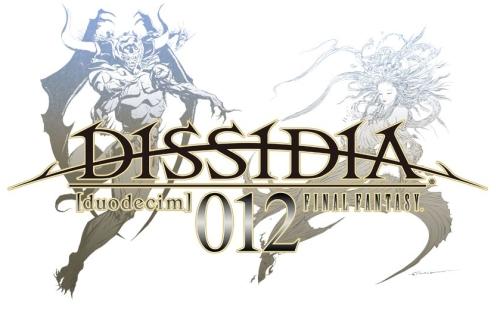 Logo de Dissidia Duodecim: Final Fantasy