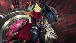 Costume de Cloud dans Kingdom Hearts