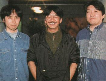 Les trois compositeurs de Final Fantasy X