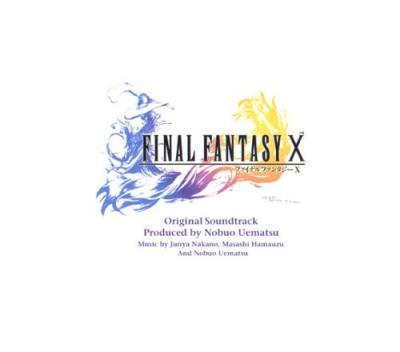Jaquette de l'OST de Final Fantasy X