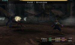 Voler permet de subtiliser des objets aux ennemis, comme ici, des grenades