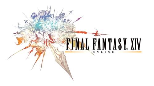 Logo de Final fantasy XIV