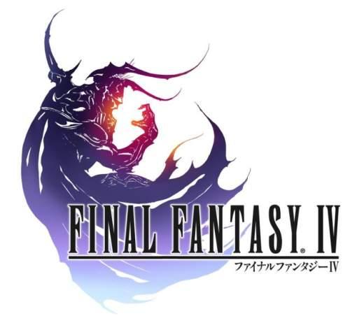 Logo de Final fantasy IV