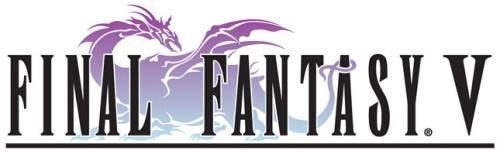 Logo de Final fantasy V