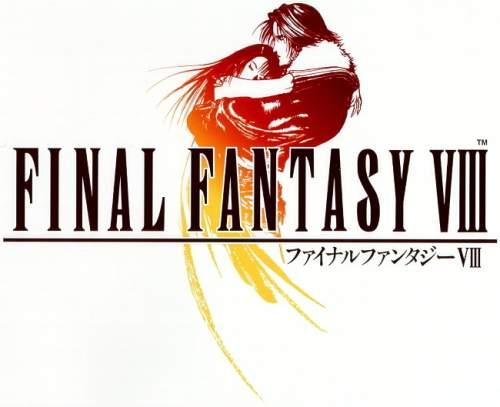 Logo de Final fantasy VIII