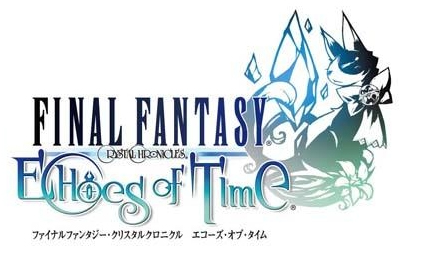 Logo de Final Fantasy Crystal Chronicles: Echoes of Time