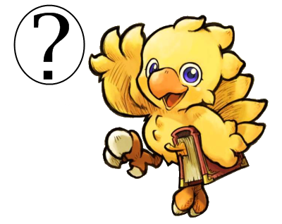Chocobo QCM