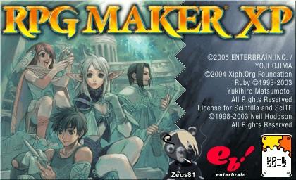 MAKER XP TÉLÉCHARGER FR RGSS-RTP A STANDARD RPG POUR
